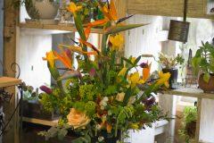 イベントの花