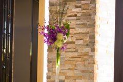 リゾートウェディングにおすすめの会場装花